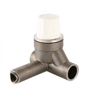 Клапан термостатический под приварку левый
